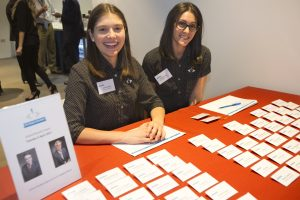 Orthoptists welcoming optometrists to Grand Rounds Event