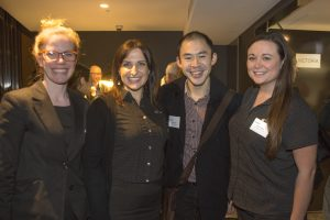 Orthoptists and Optometrists at Grand Rounds Event